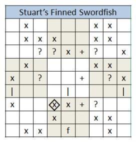 Stuart finned swordfish 1