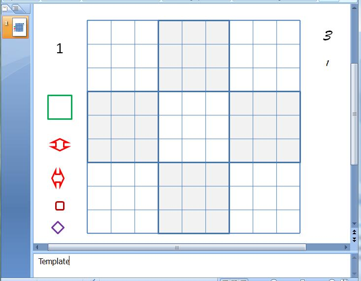 Solving tools systematic sudoku for Room design template grid