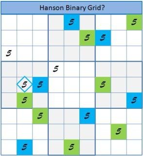 Hanson binary 5 grid