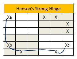 Hanson strong hinge