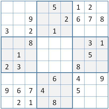 Gordon's Guide Basics | Systematic Sudoku