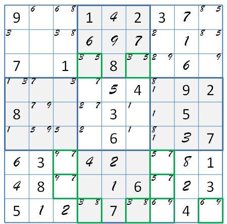 akron 14 BM grid