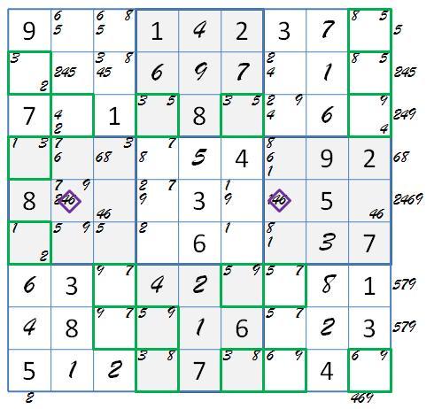 akron 14 LM grid