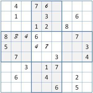 fiendish 145 npm grid