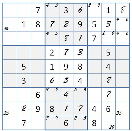 fiendish 41 grid