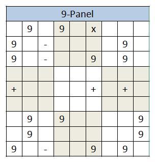 nastiest 662 9-panel