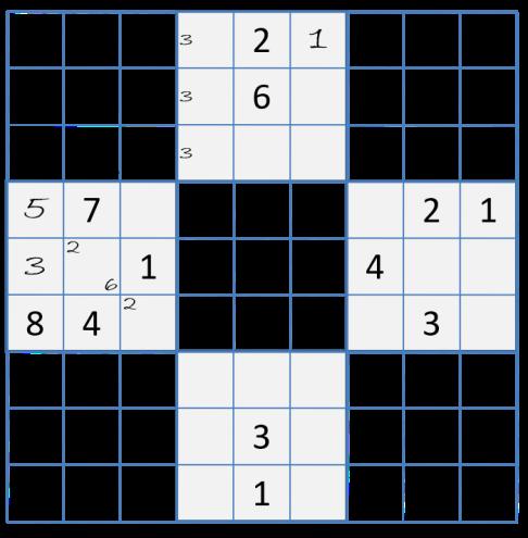 Systematic Sudoku   Human engineered Sudoku solving